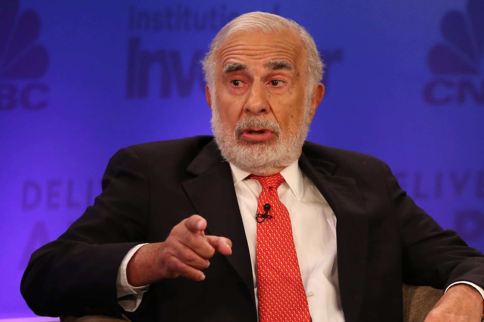 Carl ICAHN interpelle les actionnaires de HP