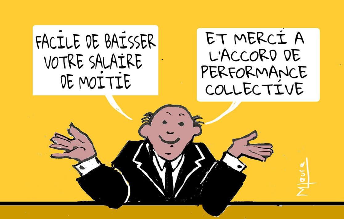 Read more about the article Grève chez ADP : L'employeur peut-il désormais baisser la rémunération contractuelle, et à hauteur de combien ?