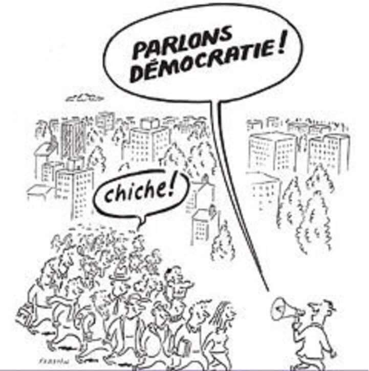 Pas de démocratie au CSE ?