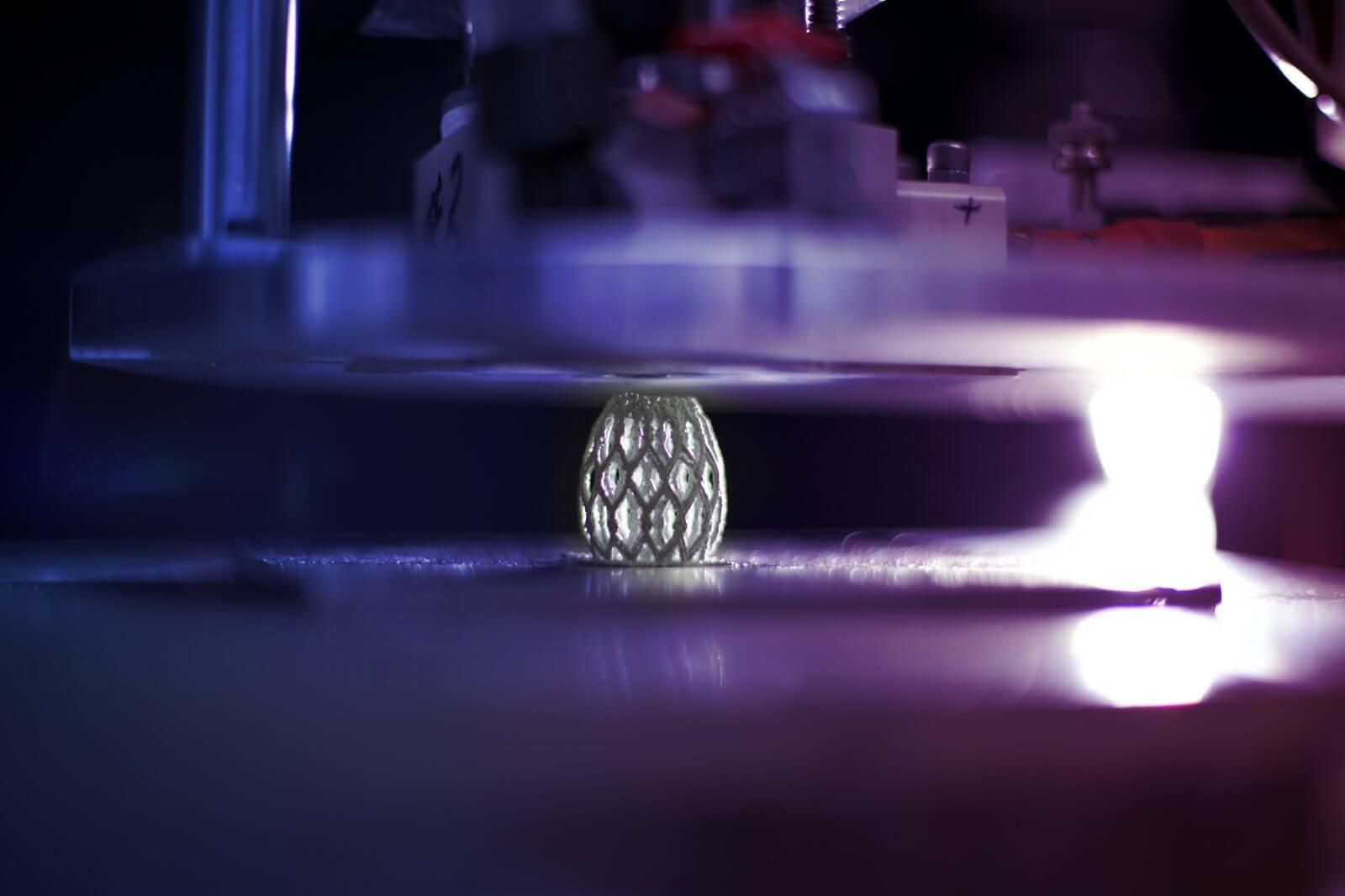 Xerox 3D: Impression métal liquide